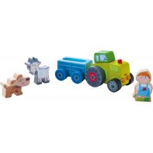 Univers de jeu 'Le tracteur de Pierre' - à partir de 18 mois