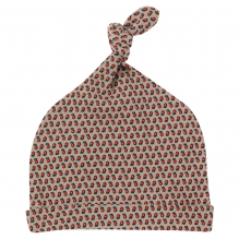 Bonnet en coton BIO -  Disty 'Fruits'