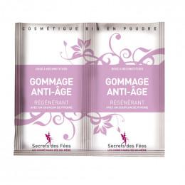 Gommage Anti-âge régénérant 2 x 4 g