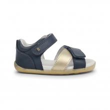 Sandales Step Up Craft - Sail Navy + Misty Gold - 728701
