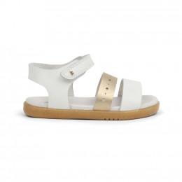 Sandales I-walk Craft - Trinity White + Misty Gold - 633102