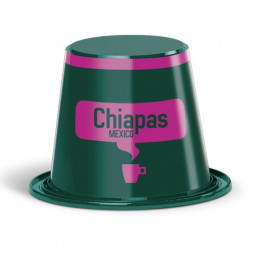 Café Bio Chiapas Mexico 10 Capsules