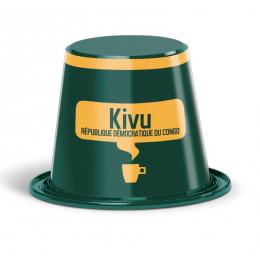 Café Bio Kivu 10 Capsules