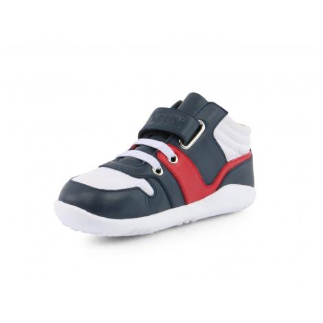 Chaussures Kid+ - Bass Navy / White 831904