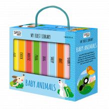 Ma première bibilothèque Bébés animaux - à partir de 2 ans
