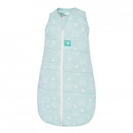 Sac d'emmaillotage 'Cocoon Mint Stars' TOG 2.5