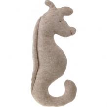 Peluche en coton Bio et Bambou Hippocampe
