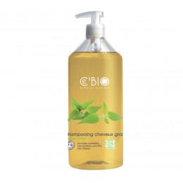 Shampooing Bio Cheveux gras 500 ml