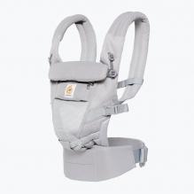 Porte-bébé ADAPT 3 positions - Cool air mesh - Pearl grey