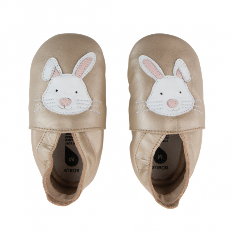 Chaussons 015-08 - Rabbit Gold