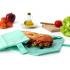 Pochette sandwich lavable et réutilisable Boc'n'Roll - Eco Mint