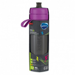 Gourde nomade filtrante Fill and Go Active pour eau 600 ml