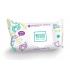 Lingettes BIO pour bébé calendula karité 72 unités
