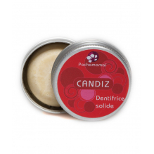Dentifrice solide naturel - CANDIZ - 19 g
