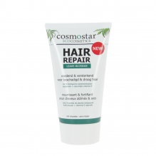 Crème fortifiante sans rinçage pour cheveux abîmés et secs 125 ml
