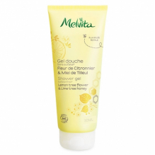 Gel douche Bio Fleur de citronnier et Miel - 30 ml