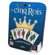 Les cinq rois - à partir de 8 ans