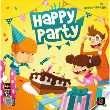 Happy Party - à partir de 4 ans