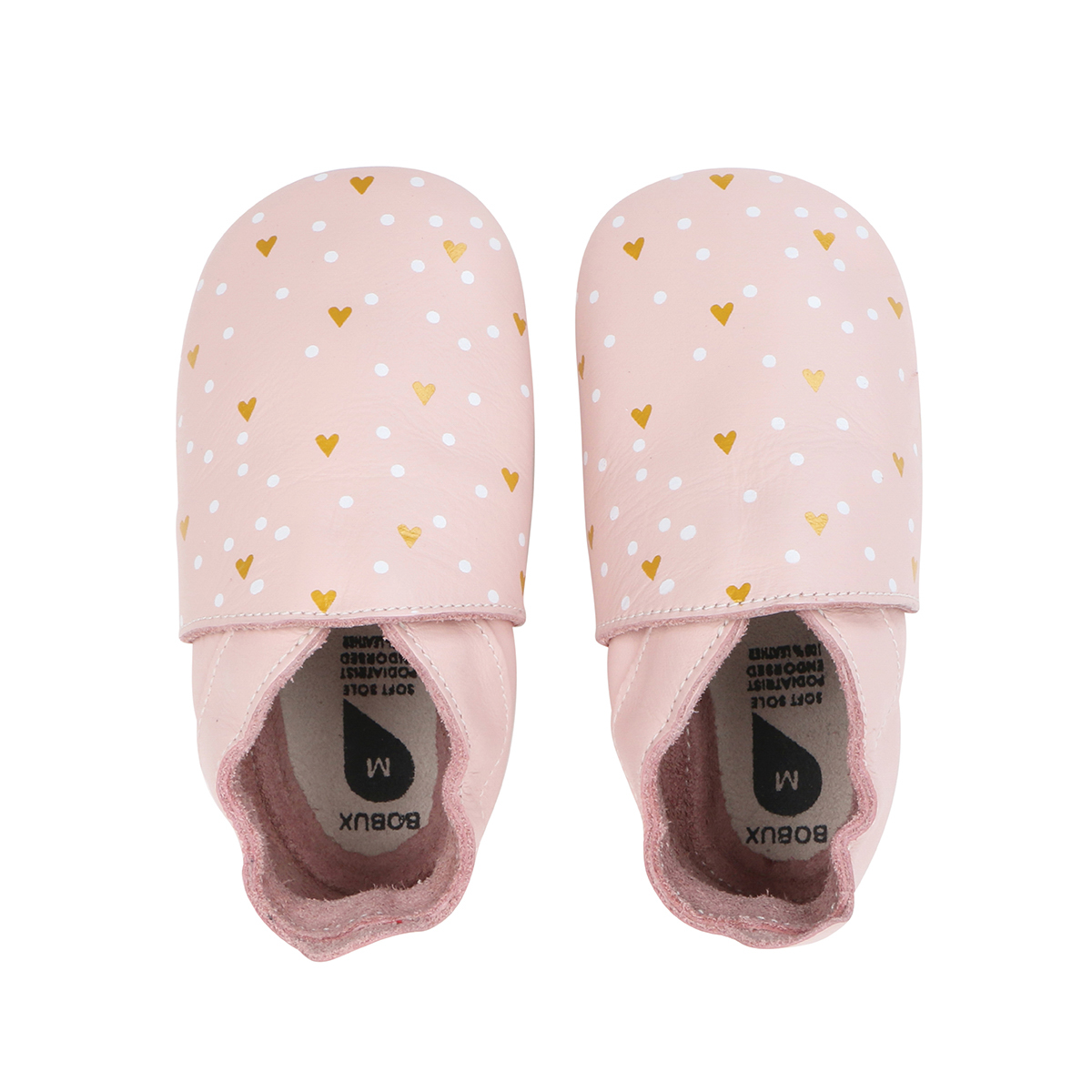 6d8a65940d0d2 Chaussons 1000-038-04 - Blossom Hearts
