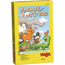 Animal-mystère - à partir de 6 ans
