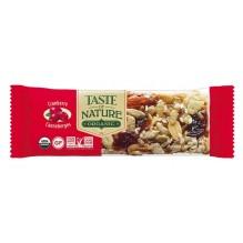 Barre aux noix et fruits secs - Cranberry - 1 x 40 g