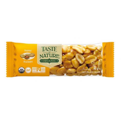Barre aux Peanut 100% BIO - 1 x 40 g