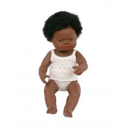 Poupée fille - dès la naissance - 38 cm