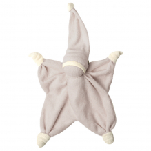 Doudou Sisco - Silver grey/off white