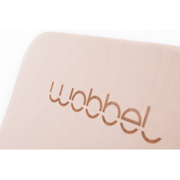Wobbel Original transparent - feutre moutarde