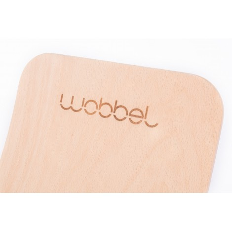 Wobbel Original transparent - feutre souris