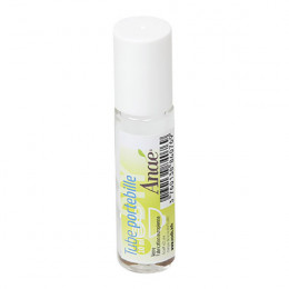 Flacon tube en verre - portebille 10 ml