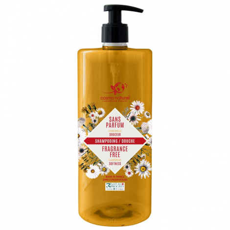 Shampooing Douche Sans Parfum - Camomille - 1 litre