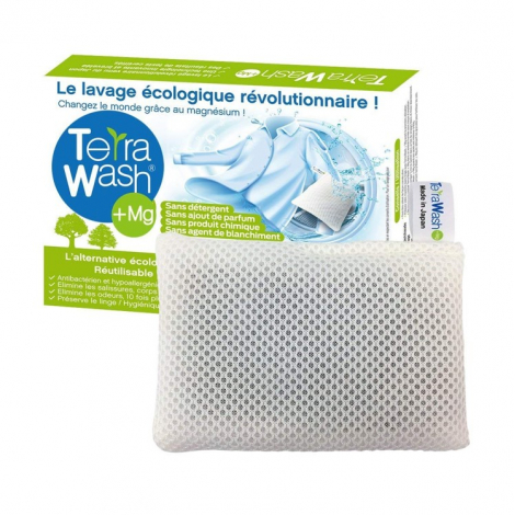 Terra wash +MG - l'alternative écologique pour la lessive