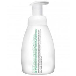 Mousse nettoyante 2 en 1 sans parfum - baby leaves - 295 ml