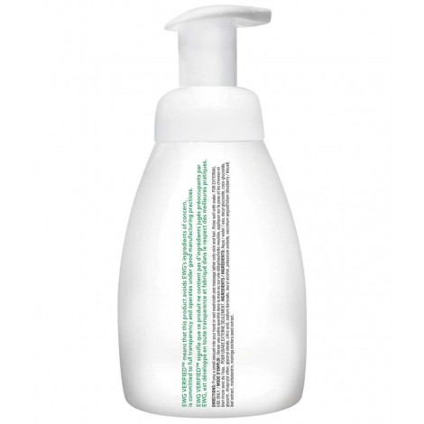 Mousse nettoyante 2 en 1 sans parfum - baby leaves - 295 ml