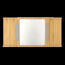 Grande palette en bambou rechargeable - non garnie
