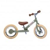 Trybike 2-en-1 vintage vert - draisienne