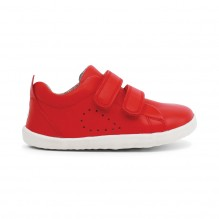 Chaussures Step up - Grass Court Casual Shoe Red - 728919