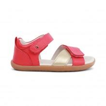 Sandales Step up - Sail Watermelon + Gold - 728709