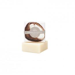 Shampooing solide - lait de coco BIO - 70 g
