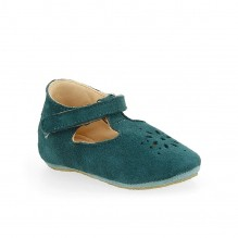 Chaussons LILLYP paon