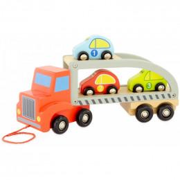 Le camion de transport de voiture - à partir de 18 mois