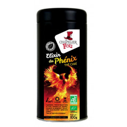 Elixir du phénix - Thé noir Chai thé bio