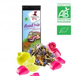 Road trip - Thé vert exotique bergamote bio