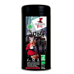 The Wolf - Thé vert fruits rouges bio