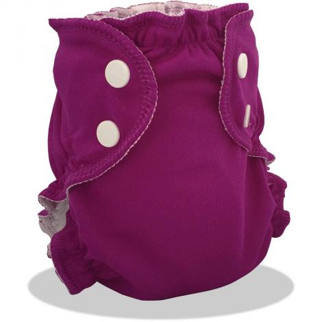 Couvre couche lavable - Violet Fairy dust