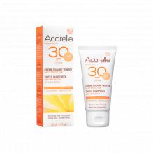 Crème solaire teintée Dorée SFP30 - 50 ml