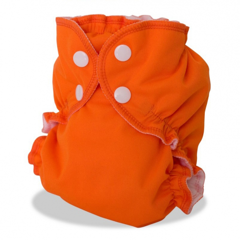 Couvre couche lavable - Orange You Glad