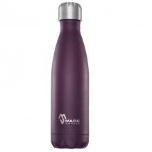 Bouteille chevalier inox 500 ml - Purple mat