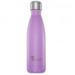 Bouteille chevalier inox 500 ml - Violet mat